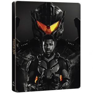 PACIFIC RIM: UPRISING 3D+2DLimited Edition Steelbook ΑΠΟΚΛΕΙΣΤΙΚΟ [Imported] (BLU-RAY 3D + BLU-RAY 2D)