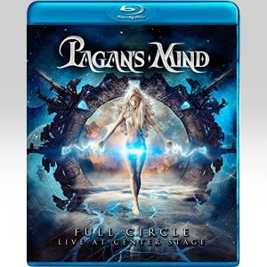 PAGAN'S MIND: FULL CIRCLE - LIVE AT CENTER STAGE (BLU-RAY)