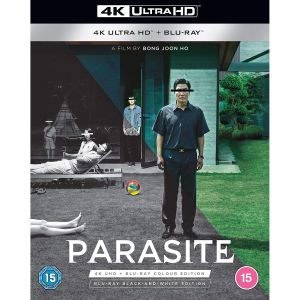 PARASITE 4K+2D [Imported] (4K UHD BLU-RAY + BLU-RAY)
