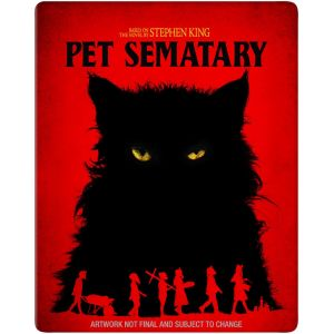 PET SEMATARY [2019] Limited Edition Steelbook (BLU-RAY)