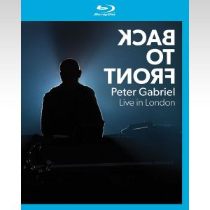 PETER GABRIEL: BACK TO FRONT - LIVE IN LONDON (BLU-RAY)