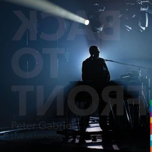 PETER GABRIEL: BACK TO FRONT - LIVE IN LONDON Deluxe Edition (2 BLU-RAY + 2 CD + PHOTOBOOK)