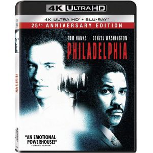 PHILADELPHIA 4K+2D - ΦΙΛΑΔΕΛΦΕΙΑ 4K+2D 25th Anniversary Edition (4K UHD BLU-RAY + BLU-RAY 2D)