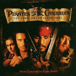 PIRATES OF THE CARIBBEAN 1: THE CURSE OF THE BLACK PEARL - ORIGINAL MOTION PICTURE SOUNDTRACK (AUDIO CD)