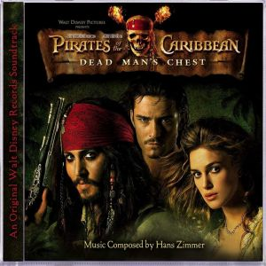 PIRATES OF THE CARIBBEAN 2: DEAD MANS CHEST - ORIGINAL MOTION PICTURE SOUNDTRACK (AUDIO CD)