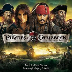 PIRATES OF THE CARIBBEAN 4: ON STRANGER TIDES - ORIGINAL MOTION PICTURE SOUNDTRACK (AUDIO CD)