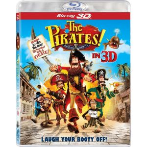PIRATES! THE BAND OF THE MISFITS 3D (BLU-RAY 3D/2D) ***SONY EXCLUSIVE***