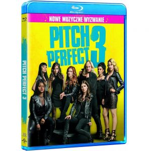 PITCH PERFECT 3 [Imported] (BLU-RAY)