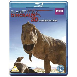 PLANET DINOSAUR 3D [Imported] (BLU-RAY 3D/2D)