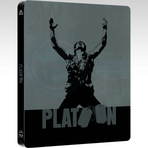 PLATOON Limited Collector's Edition Steelbook [Imported] (BLU-RAY + DVD)