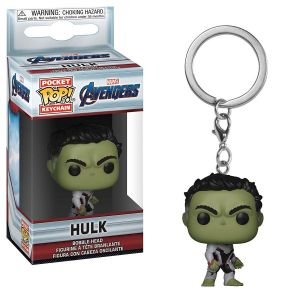 Pocket POP! Marvel Avengers - Hulk Vinyl Figure Keychain