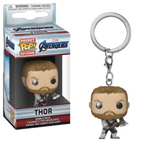 Pocket POP! Marvel Avengers - Thor Vinyl Figure Keychain