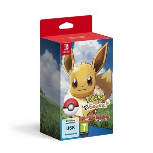POKEMON LET'S GO: EEVEE + POKEBALL PLUS Bundle (NSW)