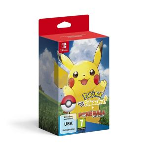 POKEMON LET'S GO: PIKACHU + POKEBALL PLUS Bundle (NSW)