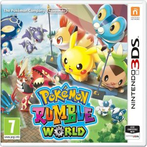 POKEMON RUMBLE WORLD (3DS, 2DS)