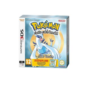 POKEMON SILVER (CODE IN A BOX) (3DS)