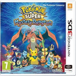 POKEMON SUPER MYSTERY DUNGEON (3DS, 2DS)