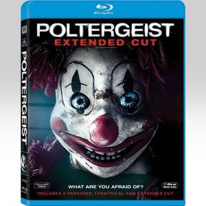POLTERGEIST [2015] Extended - ΤΟ ΠΝΕΥΜΑ ΤΟΥ ΚΑΚΟΥ [2015] Extended (BLU-RAY)