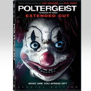 POLTERGEIST [2015] Extended - ΤΟ ΠΝΕΥΜΑ ΤΟΥ ΚΑΚΟΥ [2015] Extended SPECIAL EDITION (DVD)