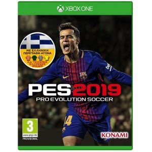 PRO EVOLUTION SOCCER 2019 [GREEK] (XBOX ONE)