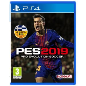 PRO EVOLUTION SOCCER 2019 [GREEK] (PS4)