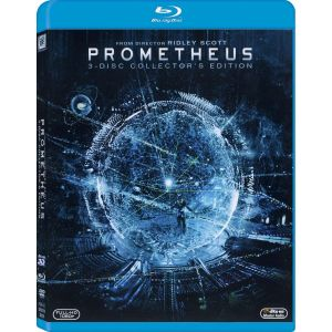 PROMETHEUS 3-Disc Collector's Edition - ΠΡΟΜΗΘΕΑΣ 3-Disc Collector's Edition (BLU-RAY 3D + BLU-RAY + DVD)