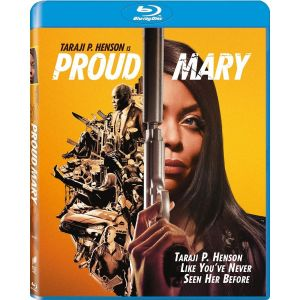 PROUD MARY - Η ΕΚΤΕΛΕΣΤΡΙΑ (BLU-RAY)