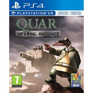 QUAR: INFERNAL MACHINES (PSVR)