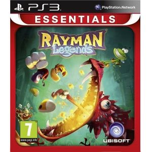 RAYMAN LEGENDS - ESSENTIALS (PS3)