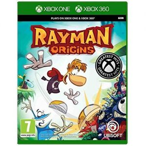 RAYMAN ORIGINS Compatible (XBOX ONE, XBOX 360)