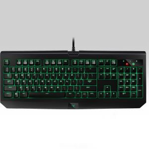 RAZER - BLACKWIDOW ULTIMATE 2016 STEALTH MECHANICAL KEYBOARD [US] RZ03- 01701600- R3M1 (PC)