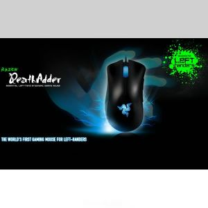 RAZER - DEATHADDER ERGONOMIC MOUSE LEFTHANDED EDITION RZ01-00151700-W1M1 (PC)