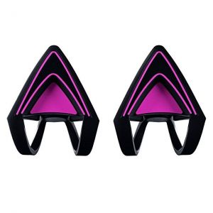 RAZER - KITTY EARS Neon Purple for Kraken