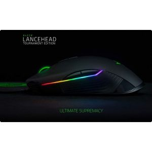 RAZER - LANCEHEAD TOURNAMENT EDITION Gaming Optical Mouse MERCURY