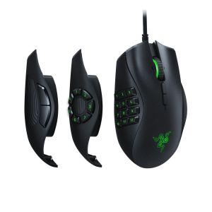 RAZER - NAGA TRINITY MOBA/MMO Gaming Optical Mouse (Chroma)