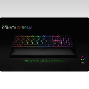 RAZER - ORNATA CHROMA KEYBOARD [ΕΛΛΗΝΙΚΟ] RZ03-02040800-R3P1 (PC)