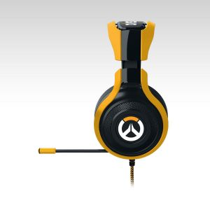 RAZER - OVERWATCH MANO'WAR TOURNAMENT EDITION GAMING HEADSET RZ04-01920100-R3M1 (PC, MAC, PS4, XBOX ONE)