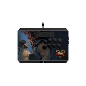 RAZER - PANTHERA PS4 Arcade Stick Street Fighter V RZ06-01690200-R3G1