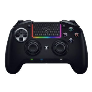 RAZER - RAIJU Ultimate Edition PS4 Bluetooth and Wired Gaming Controller CHROMA RZ06-02600100-R3G1