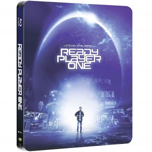 READY PLAYER ONE Limited Edition Steelbook (BLU-RAY)