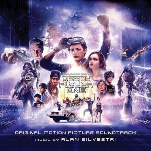 READY PLAYER ONE - ORIGINAL MOTION PICTURE SOUNDTRACK (AUDIO CD)