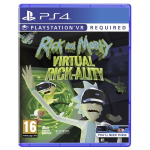 RICK AND MORTY: VIRTUAL RICK-ALITY (PSVR)