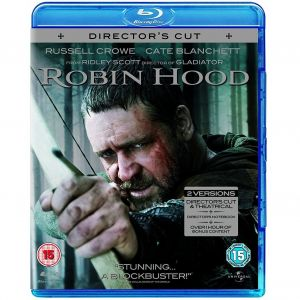 ROBIN HOOD Director's Cut - Ο ΡΟΜΠΕΝ ΤΩΝ ΔΑΣΩΝ Director's Cut (BLU-RAY)