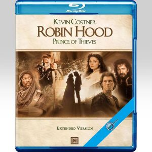 ROBIN HOOD: PRINCE OF THIEVES [1991] Extended - ΡΟΜΠΕΝ ΤΩΝ ΔΑΣΩΝ: Ο ΠΡΙΓΚΙΠΑΣ ΤΩΝ ΚΛΕΦΤΩΝ [1991] Extended (BLU-RAY)