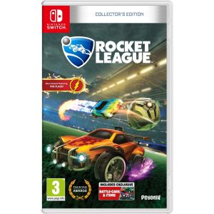 ROCKET LEAGUE - COLLECTOR'S EDITION (NSW)