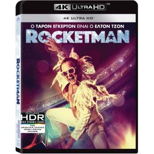 ROCKETMAN 4K (4K UHD BLU-RAY)