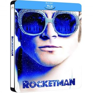 ROCKETMAN Limited Edition Steelbook (BLU-RAY) + GIFT Steelbook PROTECTIVE SLEEVE