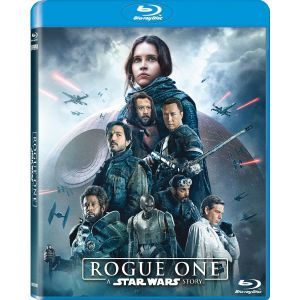 ROGUE ONE: A STAR WARS STORY [ΕΛΛΗΝΙΚΟ] (2 BLU-RAY) *STAR WARS SAGA*
