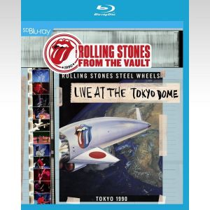 ROLLING STONES: FROM THE VAULT - LIVE AT THE TOKYO DOME 1990 [SD UPSCALED] (BLU-RAY)