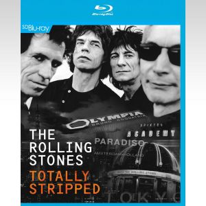 ROLLING STONES: TOTALLY STRIPPED [SD UPSCALED] (BLU-RAY)